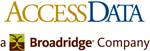 Broadridge - AccessDate Logo