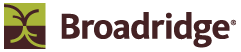 Broadridge Logo