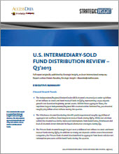U.S. Intermediary-Sold Fund Distribution Review - Q2'2013