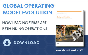 Global Operating Model Evolution