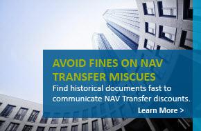 Avoid Fines on NAV Transfer Miscues