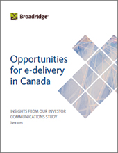 Opportunities for e-delivery in Canada Whitepaper