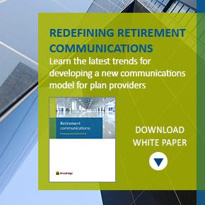 Retirement Communications ad
